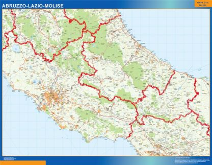 Biggest Region of Molise in Italy